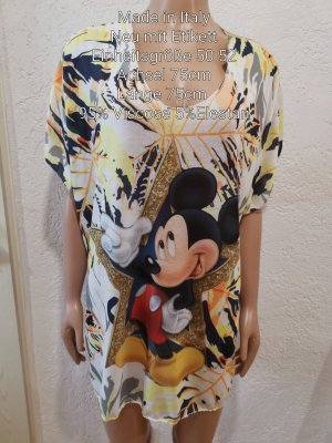 Made in Italy Oversized Shirt multicolored