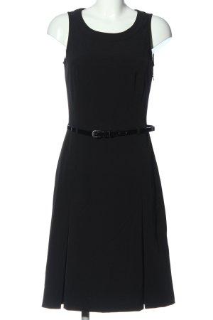Made in Italy Minikleid schwarz Casual-Look