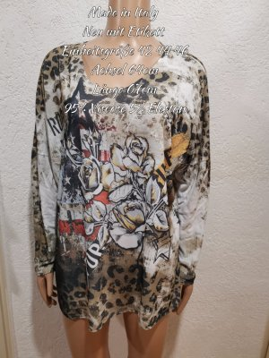 Made in Italy Motiv Pullover