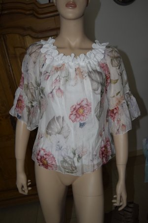 Made in Italy, NEU, Bluse, Gr. 1 (36/38)