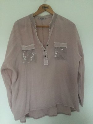 Made in Italy Oversized Bluse