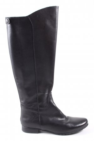 Made in Italy Riding Boots black casual look
