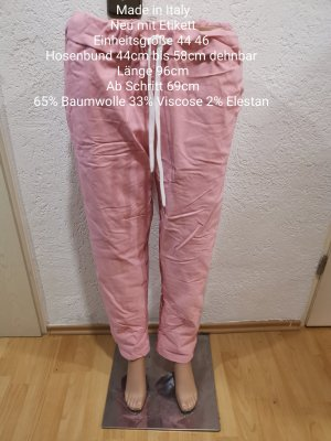 Made in Italy Bloomers pink