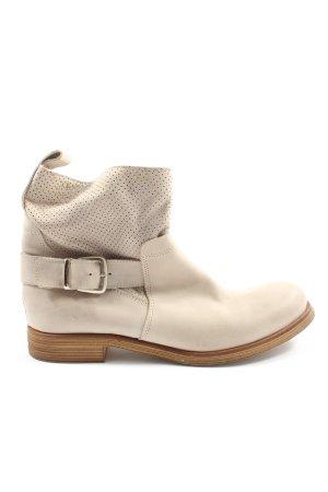 Made in Italy Slip-on laarzen wolwit elegant