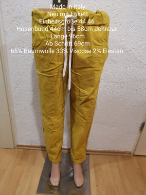 Made in Italy Pumpy limonkowy żółty