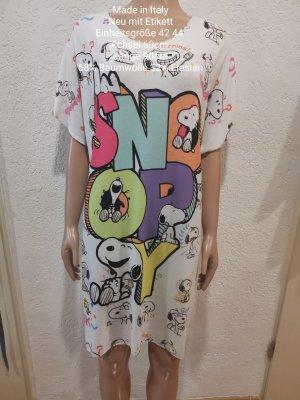 Made in Italy Snoopy Kleid Größe 42 44 Einheitsgröße