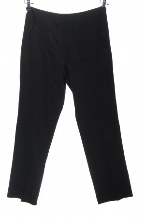 Made in Italy Stoffhose schwarz Casual-Look