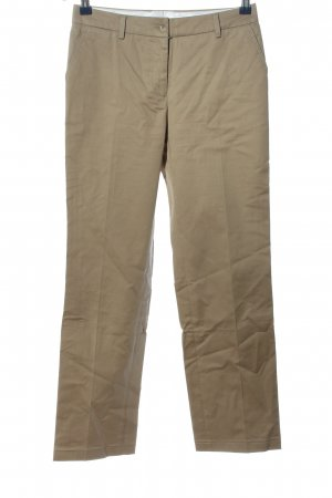Made in Italy Stoffhose creme Business-Look
