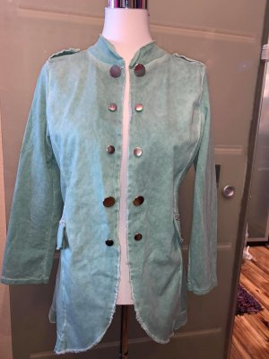 Made in Italy Stylische Jacke in gr 40 Farbe Mint