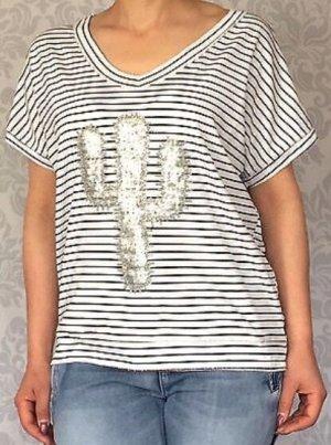 Lindsay Moda Basic Shirt multicolored
