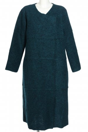 Made in Italy Wollmantel blau Elegant