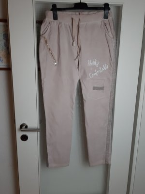 Made with Love Baggy Pants rose Causal-Look
