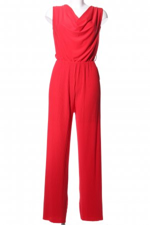 Made with love Jumpsuit rot Casual-Look