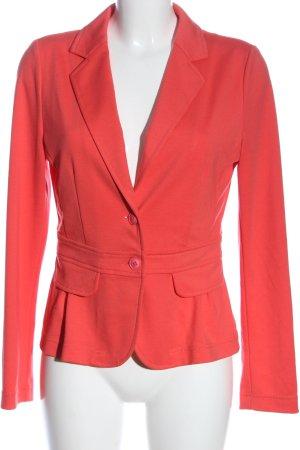 Made with love Marynarka dresowa czerwony W stylu casual