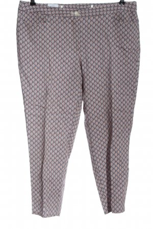 Madeleine 3/4-Hose abstraktes Muster Casual-Look