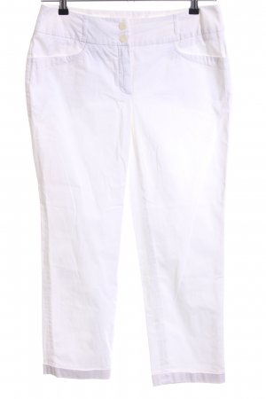 Madeleine 7/8 Jeans weiß Casual-Look