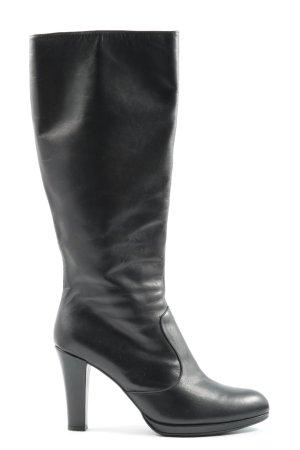 Madeleine Absatz Stiefel schwarz Elegant