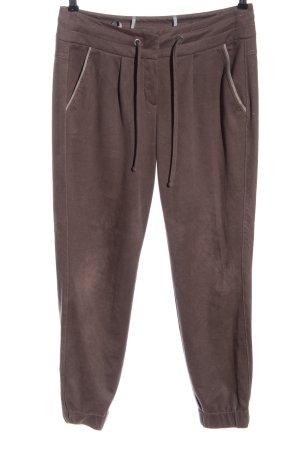 Madeleine Baggy Pants braun Casual-Look