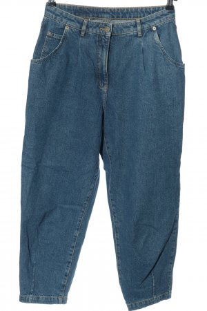 Madeleine Baggy Jeans blue casual look