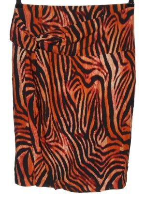Madeleine Bleistiftrock abstraktes Muster Casual-Look