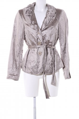 Madeleine Blouson lila Business-Look
