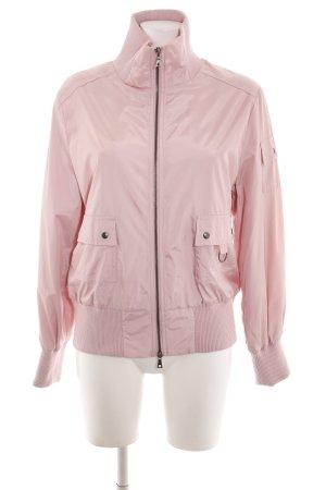 Madeleine Blouson rose style décontracté