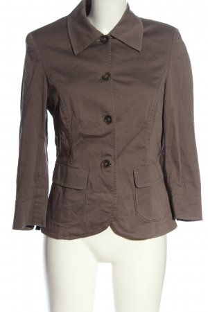 Madeleine Blouse Jacket brown business style