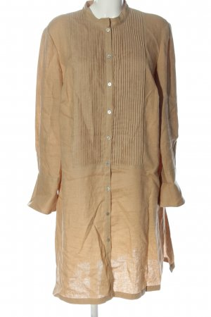 Madeleine Blouse Dress nude casual look