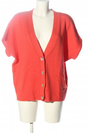 Madeleine Cashmerepullover rot Casual-Look