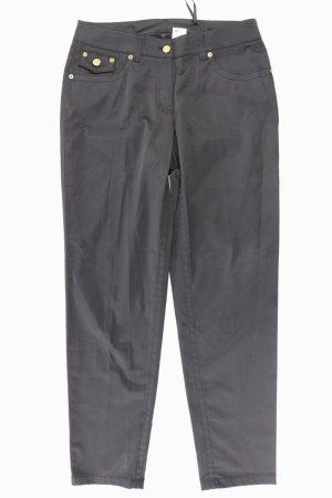 Madeleine Five-Pocket-Hose Größe 40 schwarz aus Polyester