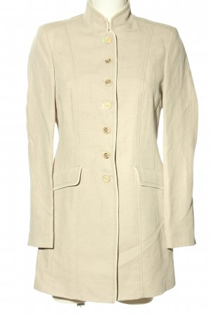 Madeleine Frock Coat cream classic style