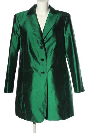 Madeleine Geklede jas khaki casual uitstraling