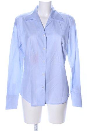 Madeleine Hemd-Bluse blau Casual-Look