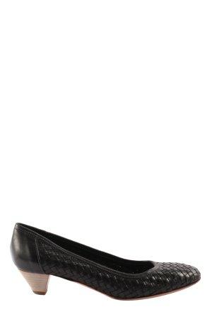 Madeleine Loafers zwart casual uitstraling