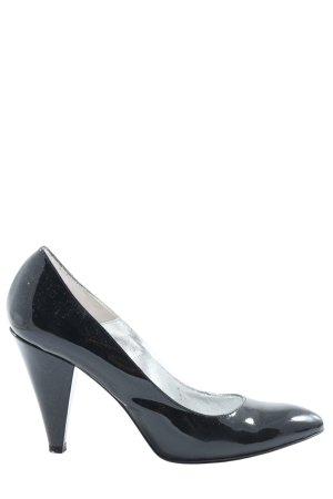 Madeleine High Heels schwarz Business-Look