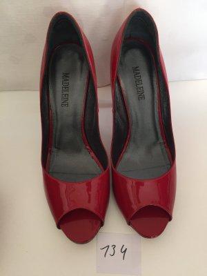 Madeleine High heels rot NEU
