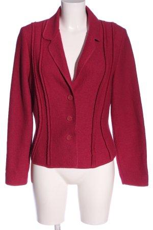 Madeleine Kurz-Blazer pink Business-Look