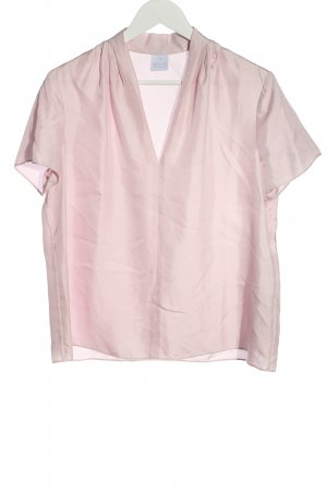 Madeleine Short Sleeved Blouse pink business style