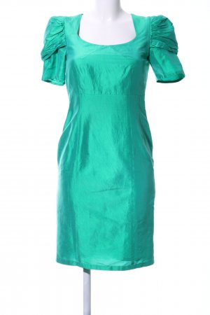Madeleine Kurzarmkleid grün Elegant