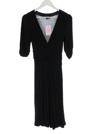 Madeleine Shortsleeve Dress black casual look