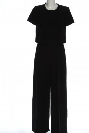 Madeleine Langer Jumpsuit schwarz Casual-Look