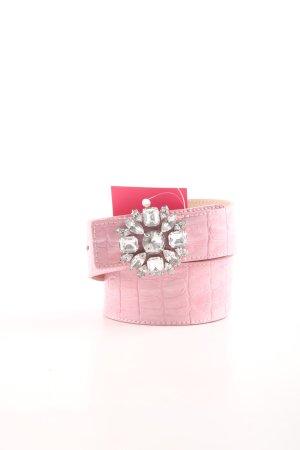 Madeleine Ledergürtel pink Elegant