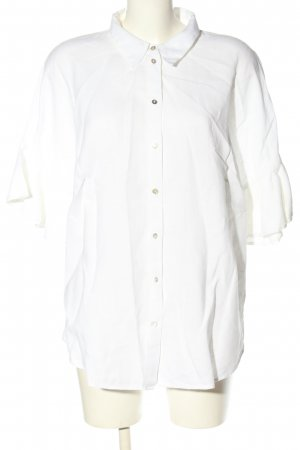 Madeleine Linen Blouse white casual look