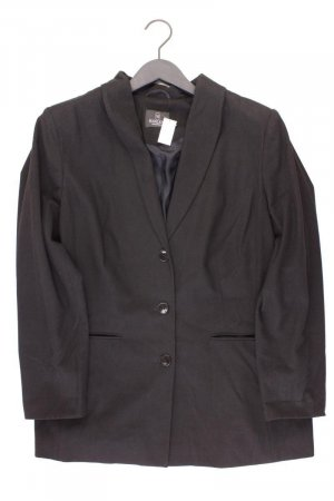 Madeleine Long Blazer black polyester