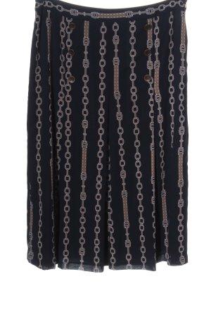 Madeleine Midi Skirt allover print casual look
