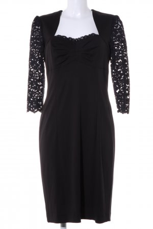 Madeleine Minikleid schwarz Elegant