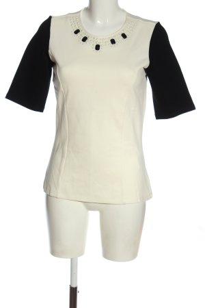 Madeleine  bianco sporco-nero stile casual