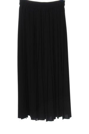 Madeleine Jupes-culottes noir élégant