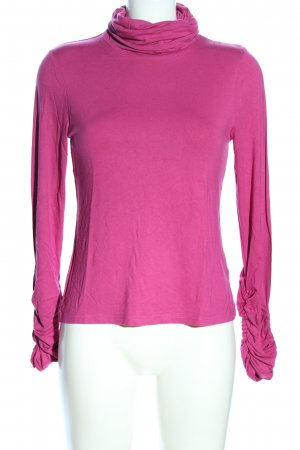 Madeleine Rollkragenpullover pink Casual-Look