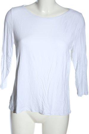 Madeleine Camicetta da notte bianco stile casual